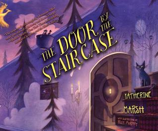 door by the staircase